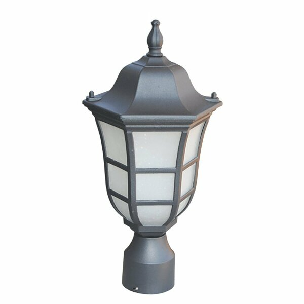Le Noir Outdoor 1-Light Lantern Head by eTopLighting