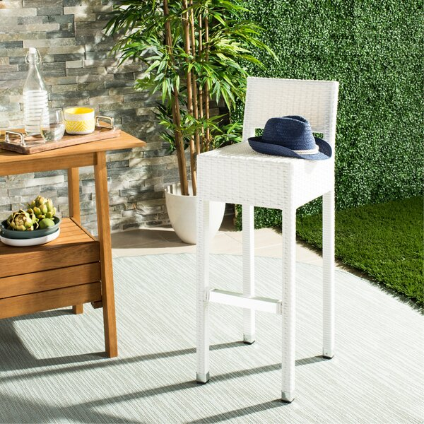 Ritz 30 Patio Bar Stool by Willa Arlo Interiors