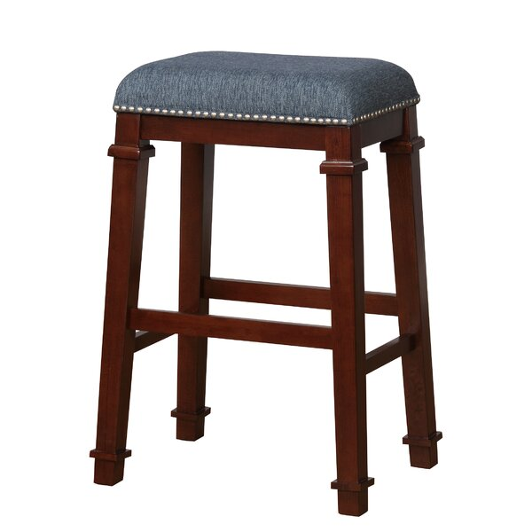 Rentchler 31 Bar Stool by Alcott Hill