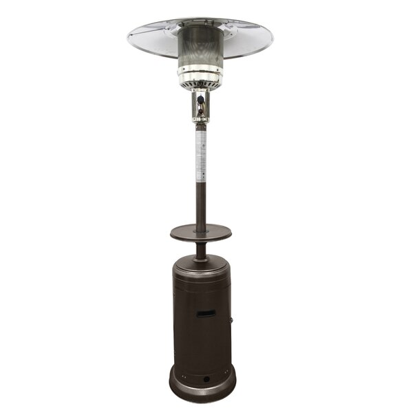 Tall 48,000 BTU Propane Patio Heater by AZ Patio H