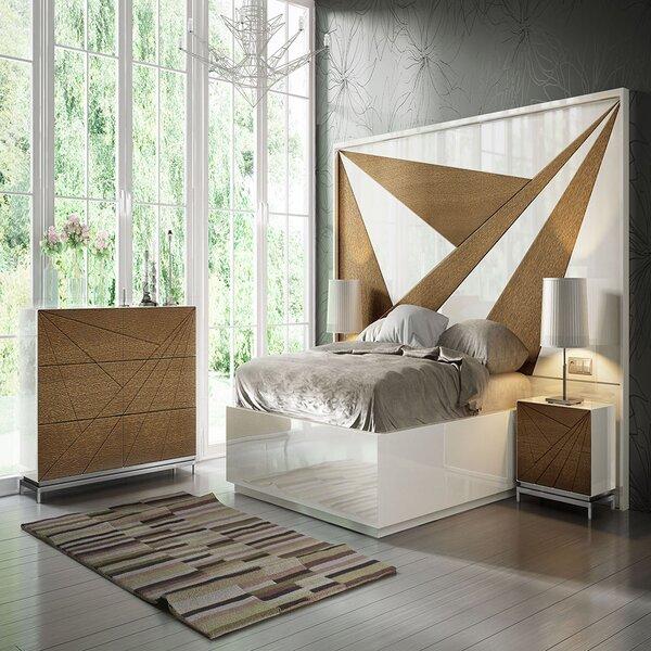 Helotes Platform 4 Piece Bedroom Set by Orren Ellis Orren Ellis