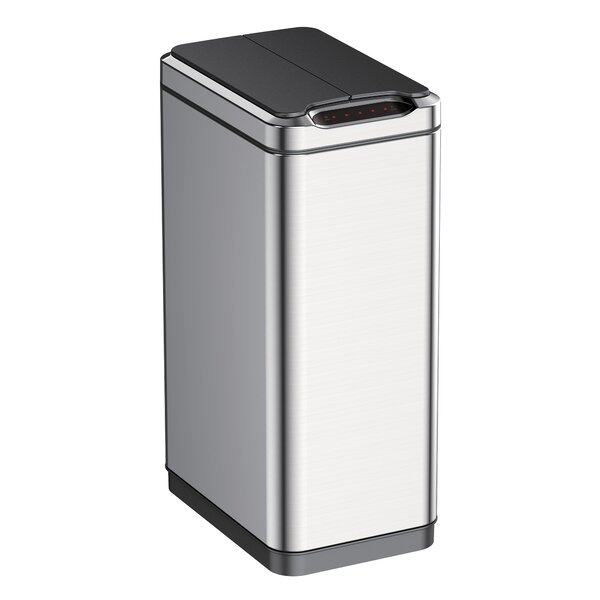 Phantom 13 Gallon Motion Sensor Trash Can by EKO