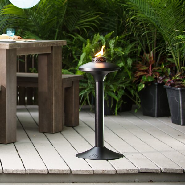 Belmont Metal Garden Torch by TIKI Brand