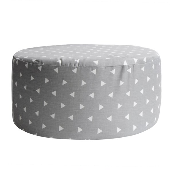 Triangle Accent Stool by KidiComfort