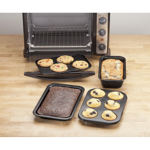 Non-Stick Toaster Oven Bread Pan by Miles Kimball