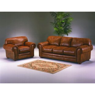 Winchester Leather Configurable Living Room Set. By Omnia Leather