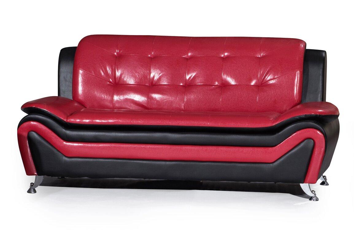 Get 32 Off Irlee Tufted Modern Sofa By Orren Ellis
