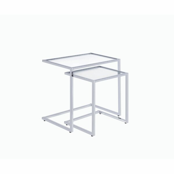 Etowah 2 Piece Nesting Tables By Ivy Bronx