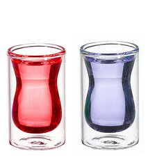 Grosche Istanbul Large Double Walled Glasses by Grosche