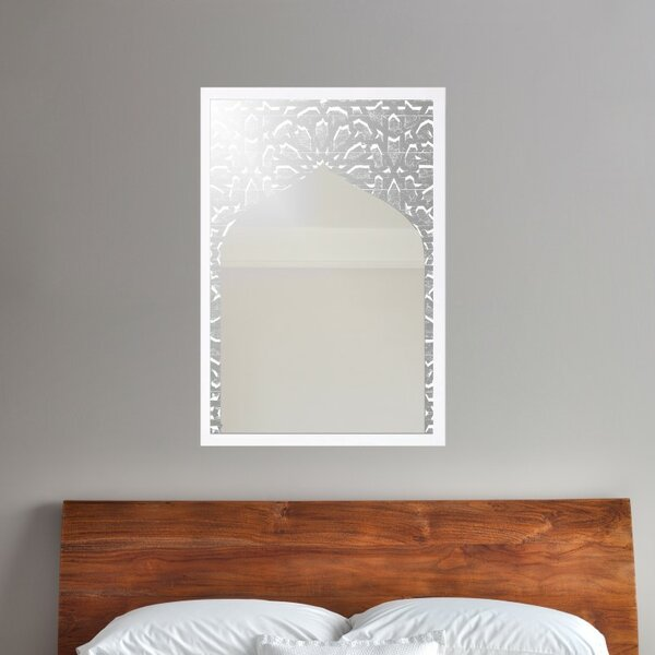 Terron Casablanca Accent Wall Mirror by Bungalow Rose