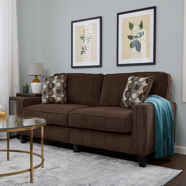 Low Cost Serta RTA Palisades Sofa Hot Shopping Deals