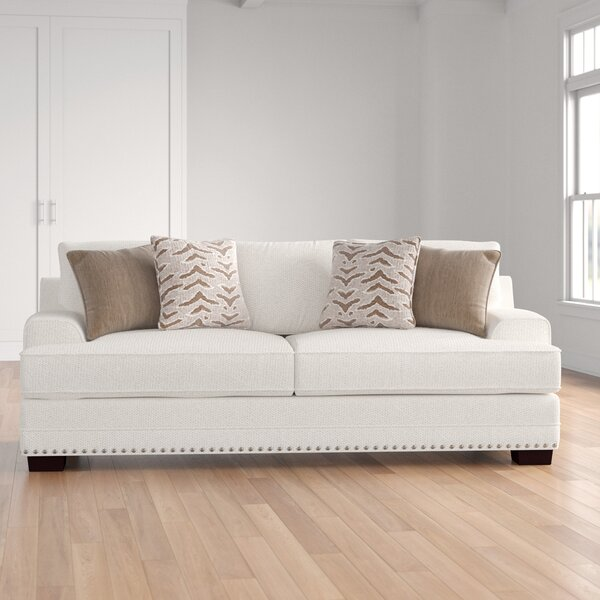 Offers Priced Surratt Sofa by Three Posts by Three Posts