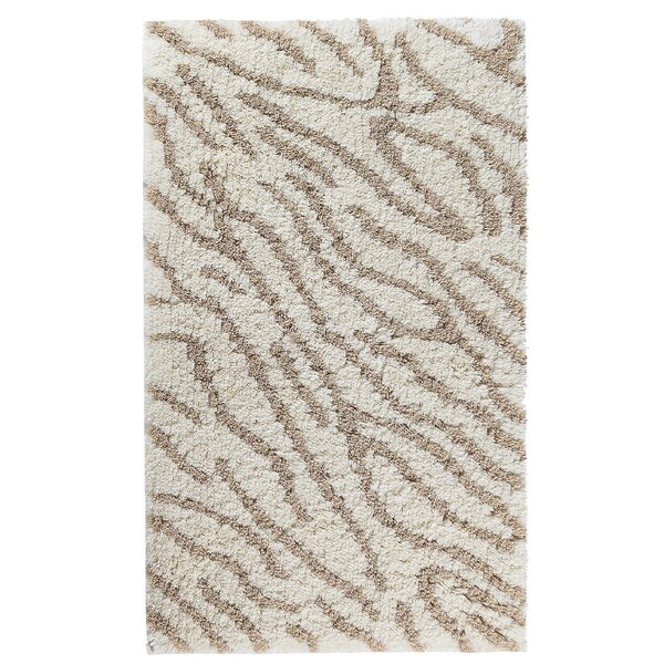 Carcassonne Marble Bath Mat by Bloomsbury Market