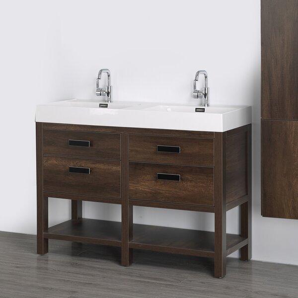 47 Double Bathroom Vanity Set