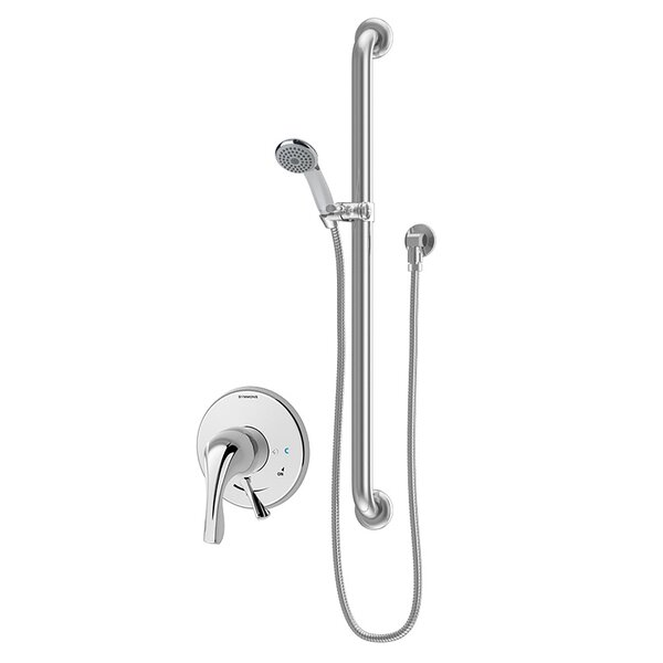 Origins Temptrol Pressure Balance Handshower with Stops by Symmons