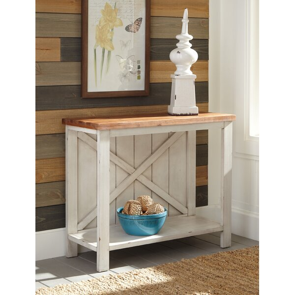 Valle Console Table By August Grove