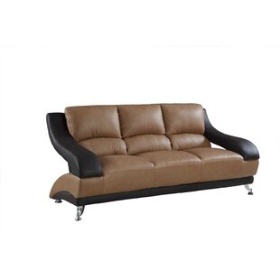 Henshaw Leather Sofa