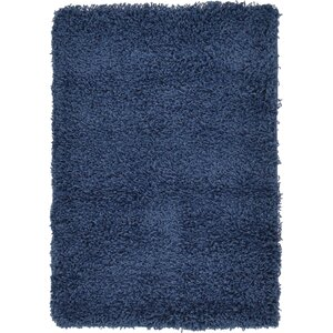 Falmouth Navy Blue Area Rug