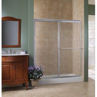 Glass Sliding Shower Door | Wayfair