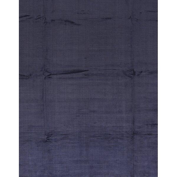 11.9' x 14.10' Purple Area Rug