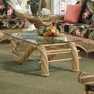 Maui Twist Coffee Table By Spice Islands Wicker