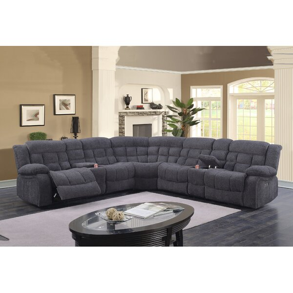 Clarafield Reclining Sectional by Red Barrel Studio