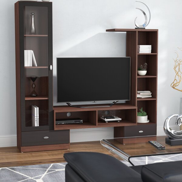 Girouard Entertainment Center for TVs up to 43 by Corrigan Studio