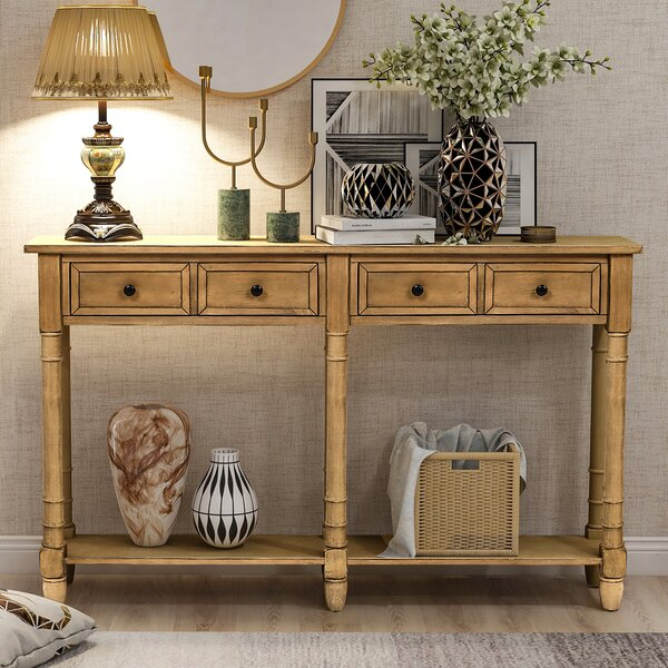 Wittenberg Console Table By Charlton Home