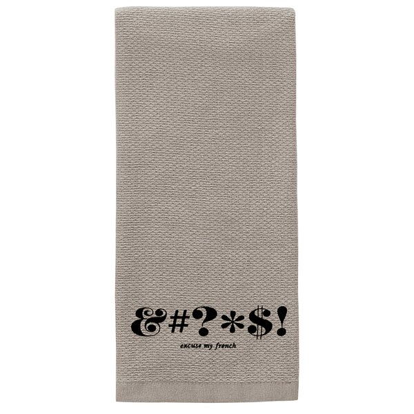 Expletive Kitchen Towel by kate spade new york