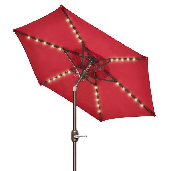 Talamantez 6.5' Beach Umbrella by Highland Dunes Highland Dunes