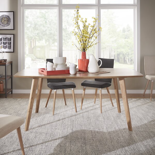 Bloch Dining Table by Mercury Row
