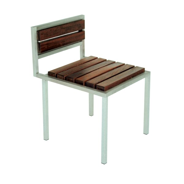 Talt Patio Dining Chair with Cushion by Modern Outdoor