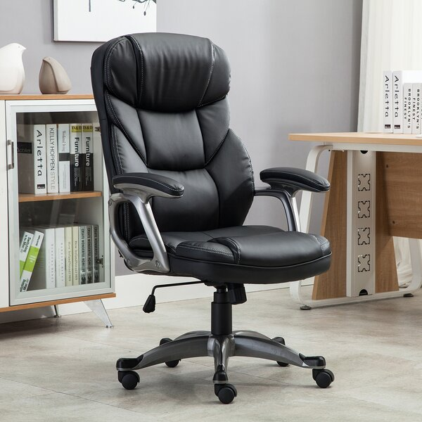 Deluxe High-Back Executive Chair by Belleze