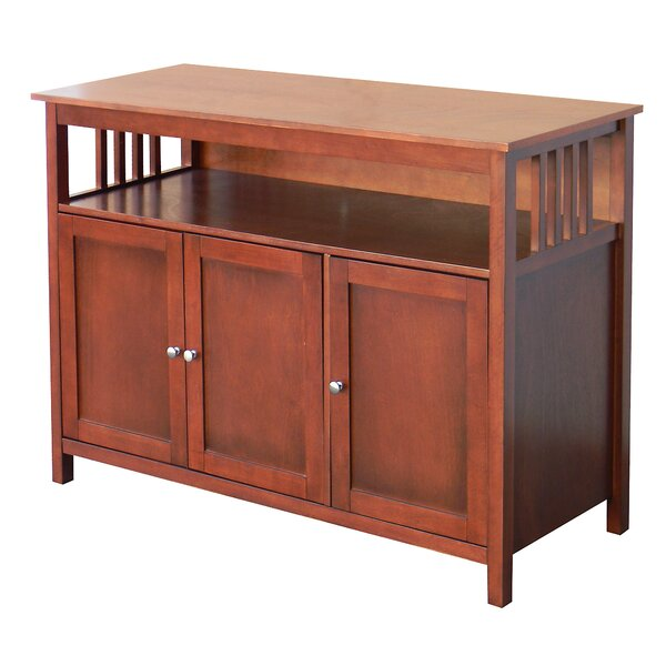 Hollydale 3 Door  Accent Cabinet by DonnieAnn Company