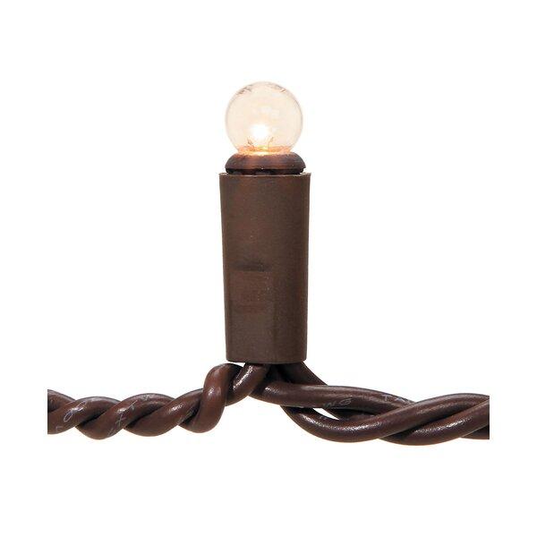 Mini Globe 50 Light String Lighting by The Holiday Aisle