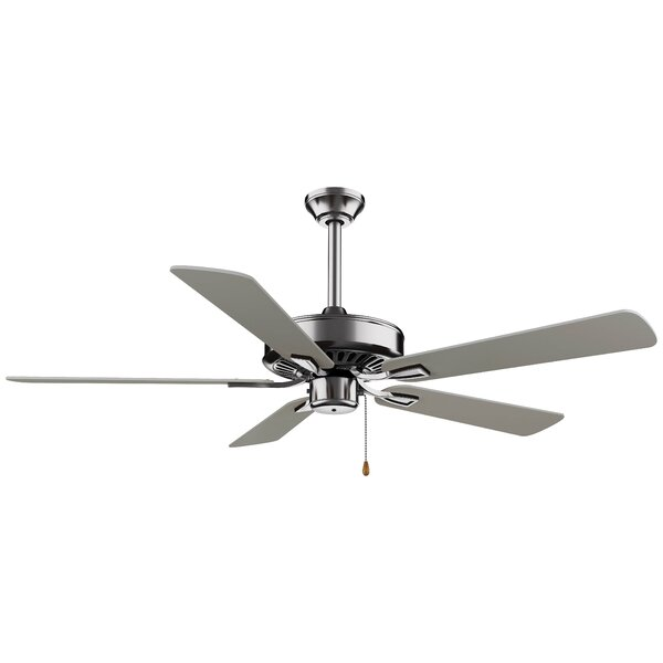 52 Contractor Plus 5-Blade Ceiling Fan by Minka Aire