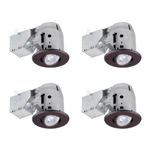 Buying Swivel 4 Recessed Lighting Kit By Globe Electric Company