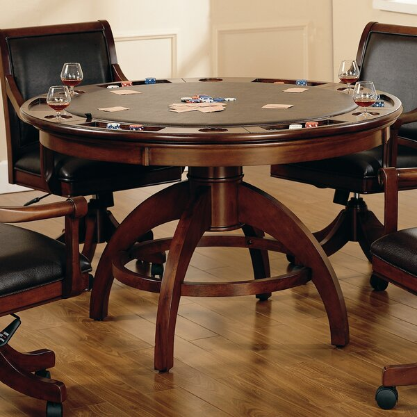 Palm Springs Poker Table by Hillsdale Furniture