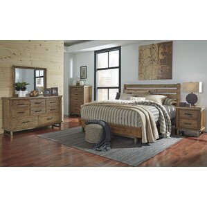 Desjardins Queen Platform Configurable Bedroom Set by Laurel Foundry Modern Farmhouse