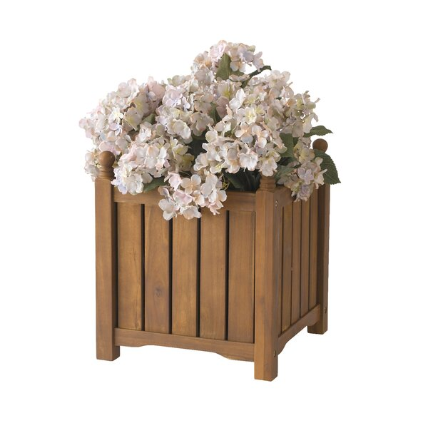 Lexington Wood Planter Box by DMC