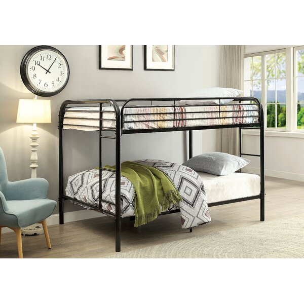 Strope Full over Full Bunk Bed by Harriet Bee