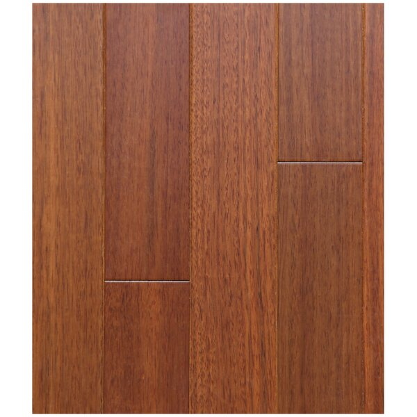 3-1/2 Solid Angelique Hardwood Flooring in Natural by Easoon USA