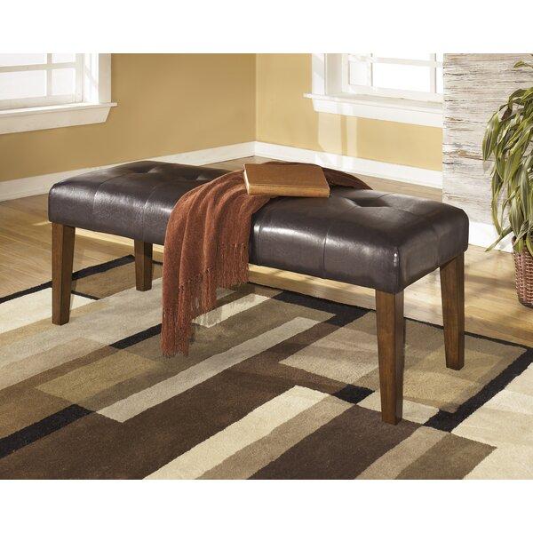 DeMastro Upholstered Bench by Red Barrel Studio