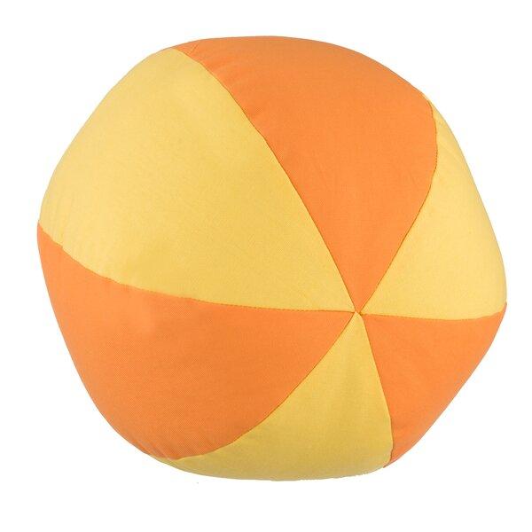 Kelford Beach Ball Cotton Throw Pillow by Bay Isle Home