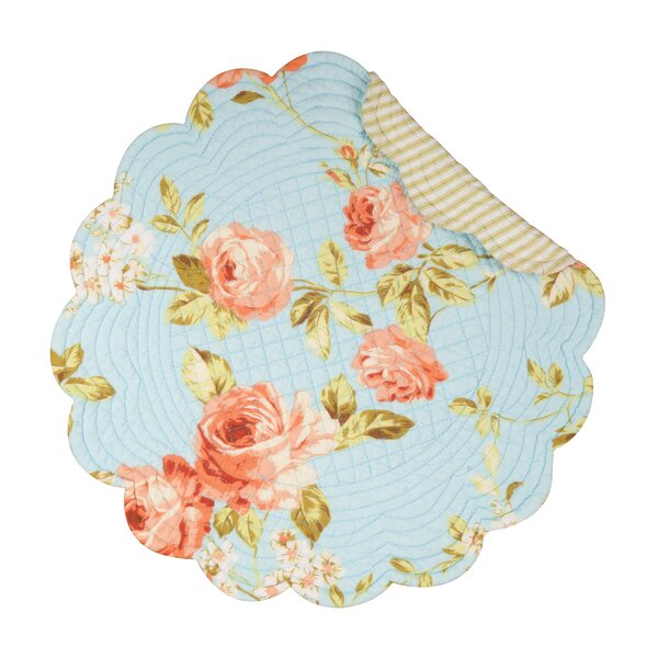 Whitney 17 Placemat (Set of 6) by C&F Home