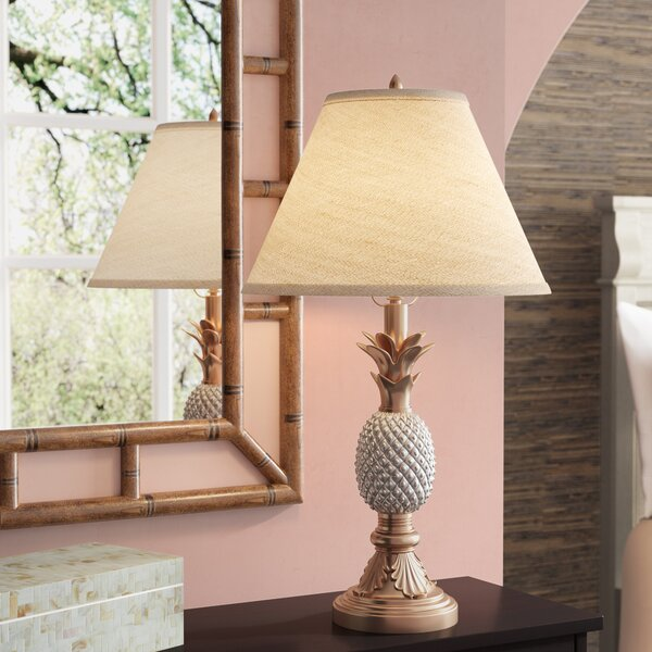 Koutoventis Pineapple 26 Table Lamp by Bay Isle Home