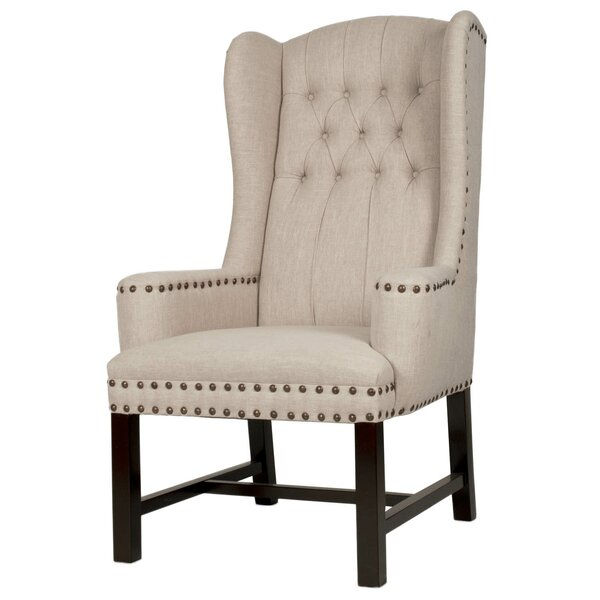 Manoel Wingback Chair by Darby Home Co