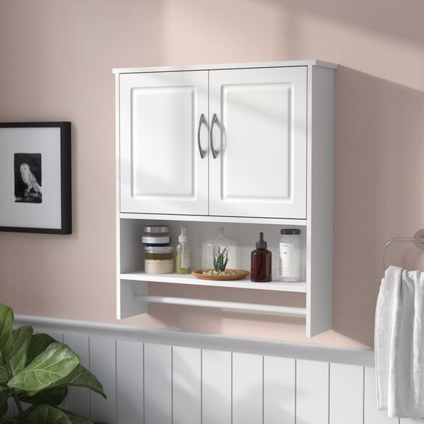 Justine 25 W x 28.7 H Wall Mounted Cabinet