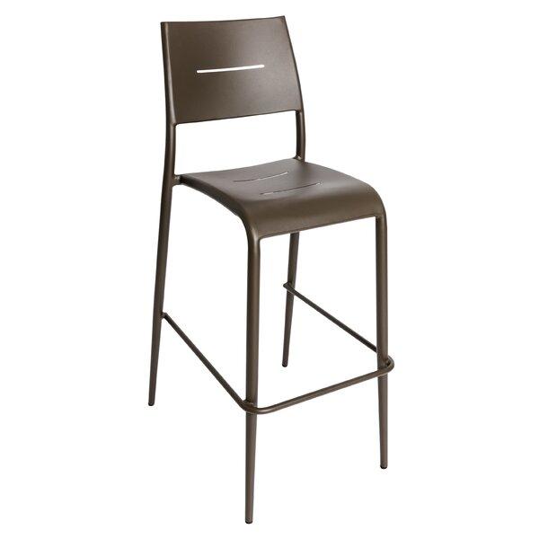 Hampton 30-inch Patio Bar Stool by BFM Seating BFM Seating