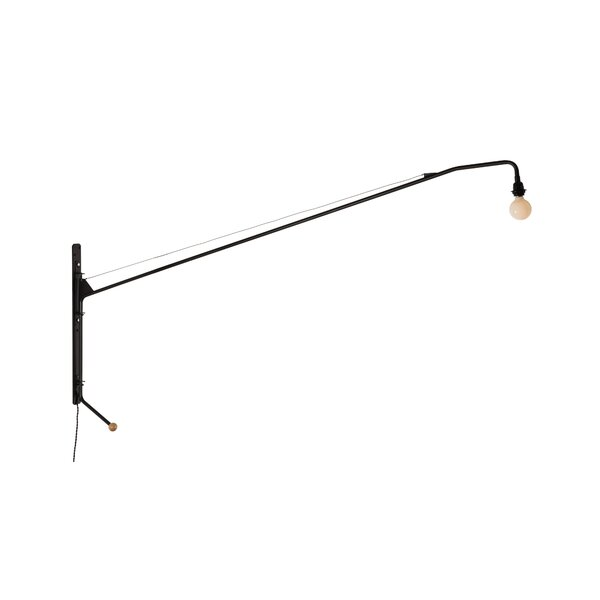 Hedlun Swing Arm Lamp by Galla Home